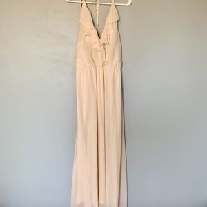 Dani Bridesmaids Maxi Dress